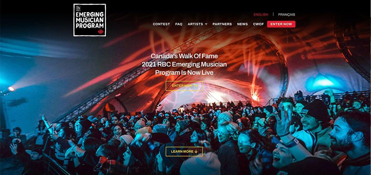Emerging-Musician-Website-Brand-Style