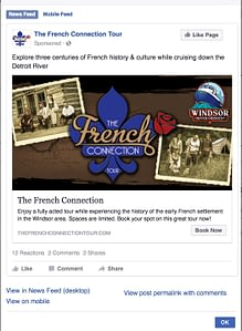 French Connection Tour Facebook Ads|French Connection Tour Facebook Ads|French Connection Tour Facebook Ads|French Connection Tour Facebook Ads|French Connection Tour Facebook Ads|French Connection Tour Facebook Ads
