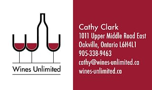 Print Marketing-Wines-Unlimited-Business-Card