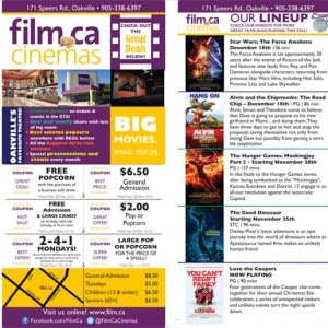 Film-Ca-Flyer-Direct-Mail-Print Marketing