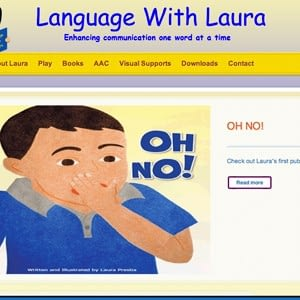 Language With Laura Website