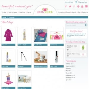 Pretty-in-Pink-Online-Shop