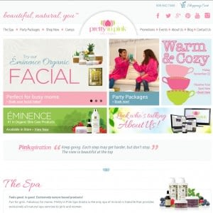 Pretty-in-Pink-Spa-Homepage