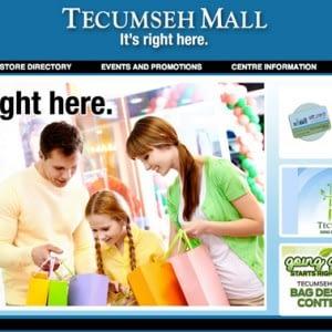 Tecumseh Mall Windsor Shopping