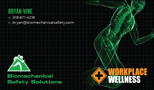 design business cards bio-safety-solutions-business-card|design business card graphic design flyer burlington