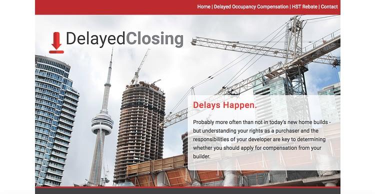Delayed Closing|