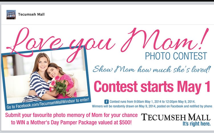 Tecumseh-Mall-Mothers-Day-Photo-Contest