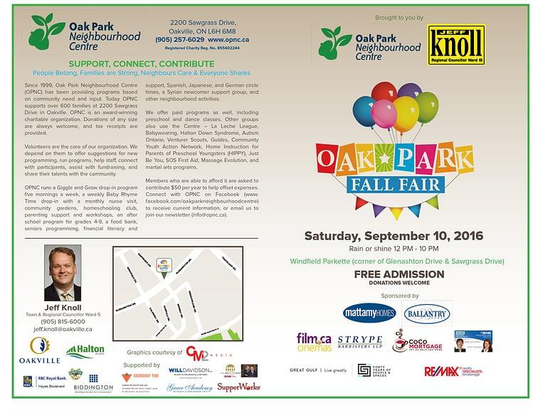 Oakville-Graphic-Designer-Oak-Park-Fall-Fair-Page-2